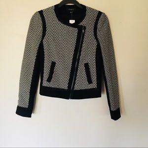 💥NEW💥 Ann Taylor Black & White jacket!
